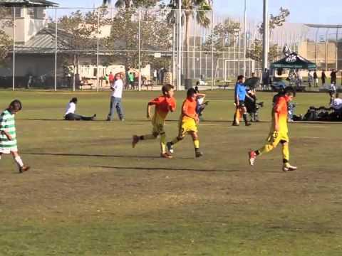 Vegas' Barcelona USA Boys U9 Soccer Team CHAMPIONS of NHB Cup