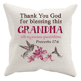 Thank God Personalized Pillowcases