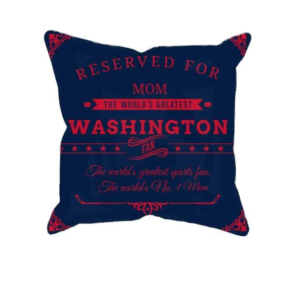 Personalized Custom Printed Washington Hockey Fan Pillowcases