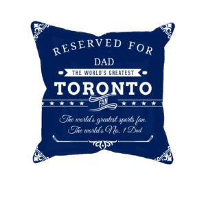 Personalized Custom Printed Vancouver Hockey Fan Pillowcases