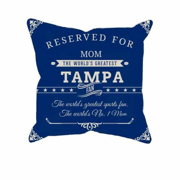 Personalized Custom Printed Tampa Hockey Fan Pillowcases