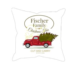 Personalized Custom Printed Cut And Carry Pillowcases